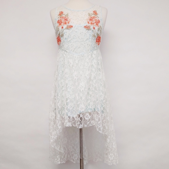 Free People Dresses & Skirts - free people | russian nesting doll lace dress XS
